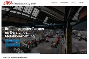 SW Oberflächenbearbeitung GmbH